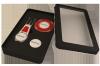 Express Pitchfix® Tour Edition 2.5 Golf Divot Tool & Mulitmarker Chip w/ Window Box