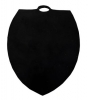 Vibraprint™ Blank Insert Shield Medallion (3