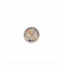 Texture Tone™ Golf Ball Marker Coin