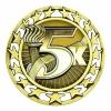 Star Medallions 2-1/2
