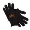 Second Skin Fit Knit Gloves, Print 1 Side
