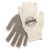 The Rancher Knit Gloves w. Grip Dots, Natural