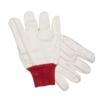 Roughneck Canvas Gardening/Oil Field Gloves, White