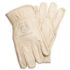 The Authority Lined Leather Gloves