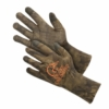 Woodlands Camo Touch Screen Gloves,  Grip Dots