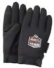 Touchscreen Black Mechanics Gloves