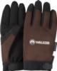 Touchscreen Brown Mechanics Gloves