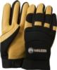 Premium Cowhide Leather Mechanics Gloves