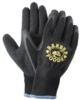 Black Palm Dipped Gloves
