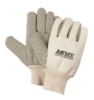 Canvas Gloves w/Grip Dots on Palm