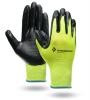 Men's Hi-Viz Palm Dipped Gloves