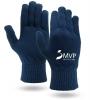 Blue Touchscreen Gloves