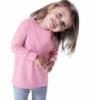Toddler Fleece Sweatshirt - Pink