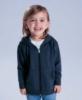 Toddler Zip Fleece Hoodie - Navy