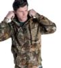 Men's Realtree Camo Zip Fleece Hoodie