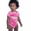 Infant Camo Bodysuit - Pink Woodland