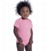 Infant Fine Jersey Bodysuit - Pink