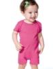Infant Premium Jersey T-Romper - Raspberry - New