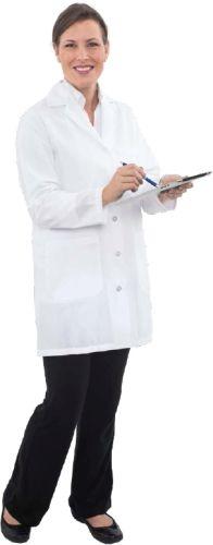 Fame® Women's Lab Coat