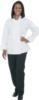 Fame® Women's Long Sleeve w/Side Vents Chef Coat