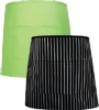 Fame® Half Bistro Apron w/Divided Pocket Available in 19 Colors/Patterns
