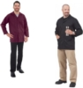 Fame® Men's Classic Poplin Counter Coat - Available in 11 Colors