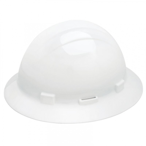 Americana® Full Brim Hard Hat w/Mega Ratchet Suspension & Accessory Slots
