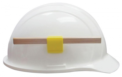 Pencil Clip for Safety Helmet - Available in 5 Colors