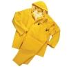 Yellow .35mm 3 Piece Rain Suit