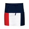 Fame® F9L FLG Long Three Pocket Flag Waist Apron Red/White/Blue