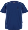 Men's Warrior Micro Pique Tee Shirt