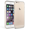 iPhone 6/6S Plus Clear Hard Shell Case with TPU Bumpers