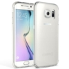 Samsung Galaxy S7 Edge Clear Hard Shell Case with TPU Bumpers