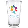 16 oz. Clear Glass Pint
