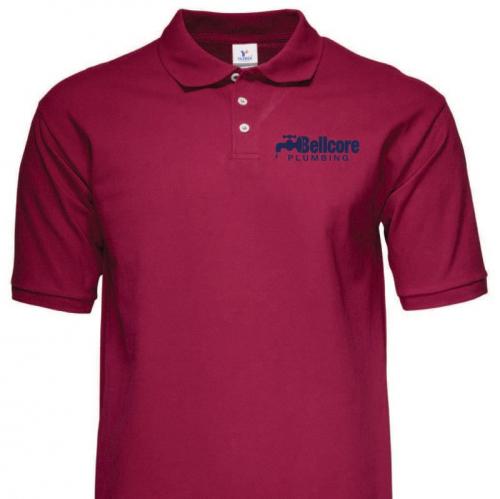 100% Cotton Polo Shirts