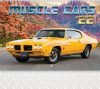 Muscle Cars - Spiral