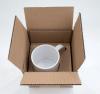 Damage Resistant Master Cartons - 24x16x13 - Single Mug Mailer