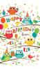 Birthday Owls