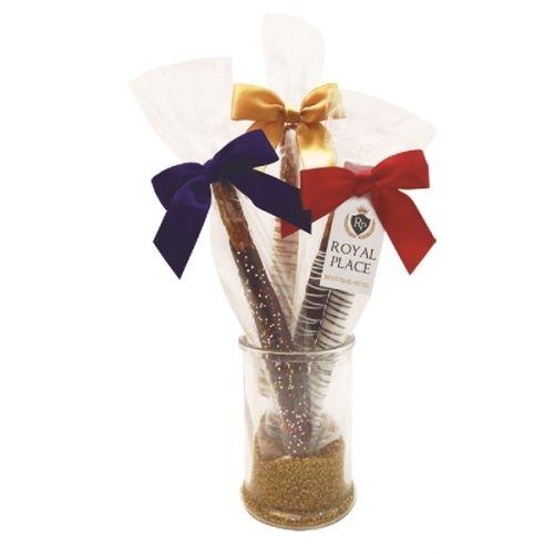 Chocolate Pretzel Rods - 1 Rod