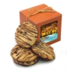 Dreamy Drizzle Chocolate Chip Cookies (5 ea) - Treat Cube