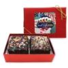 Chocolate Chip Fudge Brownies - Small Luxury Box