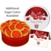 Crystal Sugar Cookies - Regular Tin
