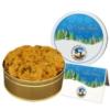 Oatmeal Raisin Cookies - Regular Tin