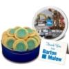 Blue Sugar Cookies - Small Tin