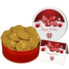White Chocolate Macadamia Nut Cookies - Small Tin