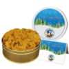 Oatmeal Raisin Cookies - Small Tin