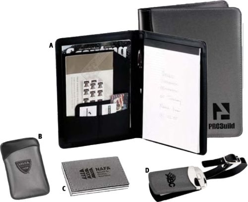 Two-Tone It Design Business Card Holder