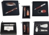 Twist-Action Ballpoint Pen And Two-Blade Pocket Knife Small Gift Set