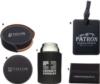 Black Leatherette Business Card Case
