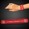 Red Slap Bracelets (8 3/4